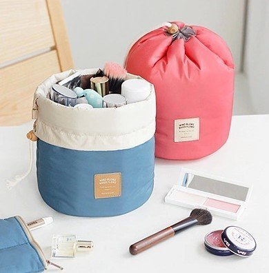 Travel dresser pouch (Color May Vary) - gadgetbucketindia
