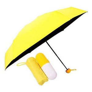 Windproof and UV Protection Umbrella for Men, Women and Kids-Multicolour