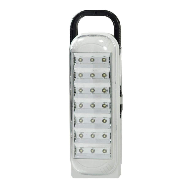 LED Emergency Light Rechargeable Emergency Light with 2 Mode Settings 21 LED Lights (21)