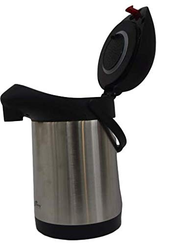 Stainless Steel Airpot Flask, 3 Liters