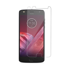 Tempered Glass Screen Protector for Motorola Moto Z Play with Installation Kit