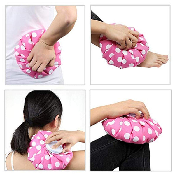 Reusable Instant Pain Reliever Hot and Cold Pack 6 inch