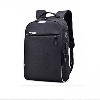 Laptop Backpack with Set-in Charging Cable Lightweight Durable Water-Resistant