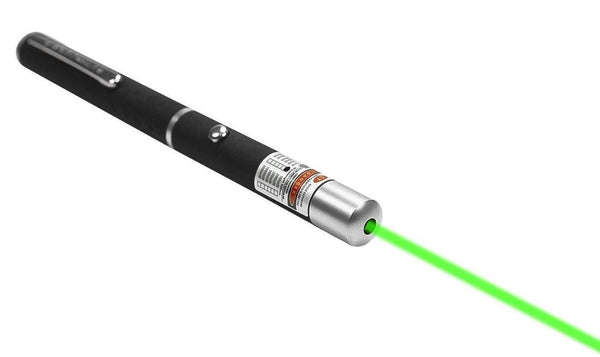 Metal Long Range Beam Green Laser Pointer Pen with Single and Multiple Pointer