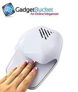 Electric Wind Automatic Pressure Activates Nail Dryer Tip Fan