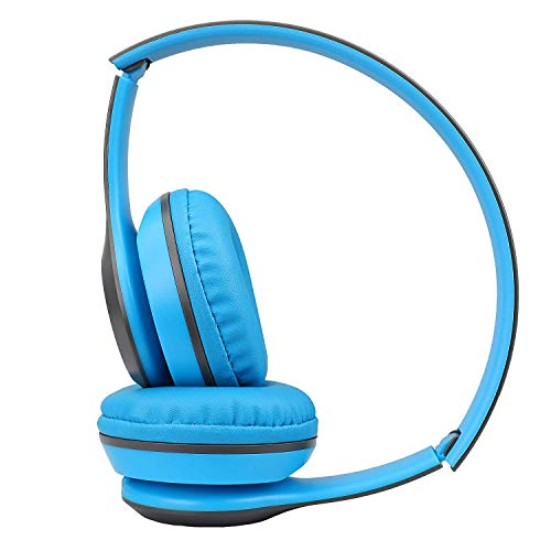 P47 Wireless Bluetooth Portable Sports Headphones with Microphone Colour May Vary