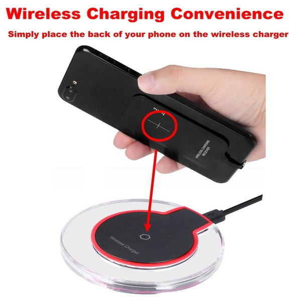 Wireless Charger Kit Wireless Charging Pad & Wireless Charging Receiver Chip