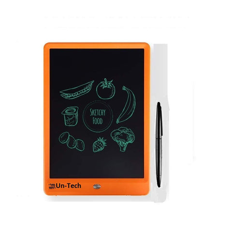 Portable RuffPad E-Writer 10-inch LCD Writing Paperless Digital Tablet Notepad (Orange)