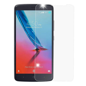 ZTE Max Tempered Glass Screen Protector with Installation Kit