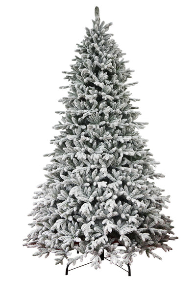 Queen Flock Artificial Christmas Tree