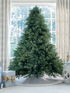 7.5' Cypress Spruce Artificial Christmas Tree Unlit