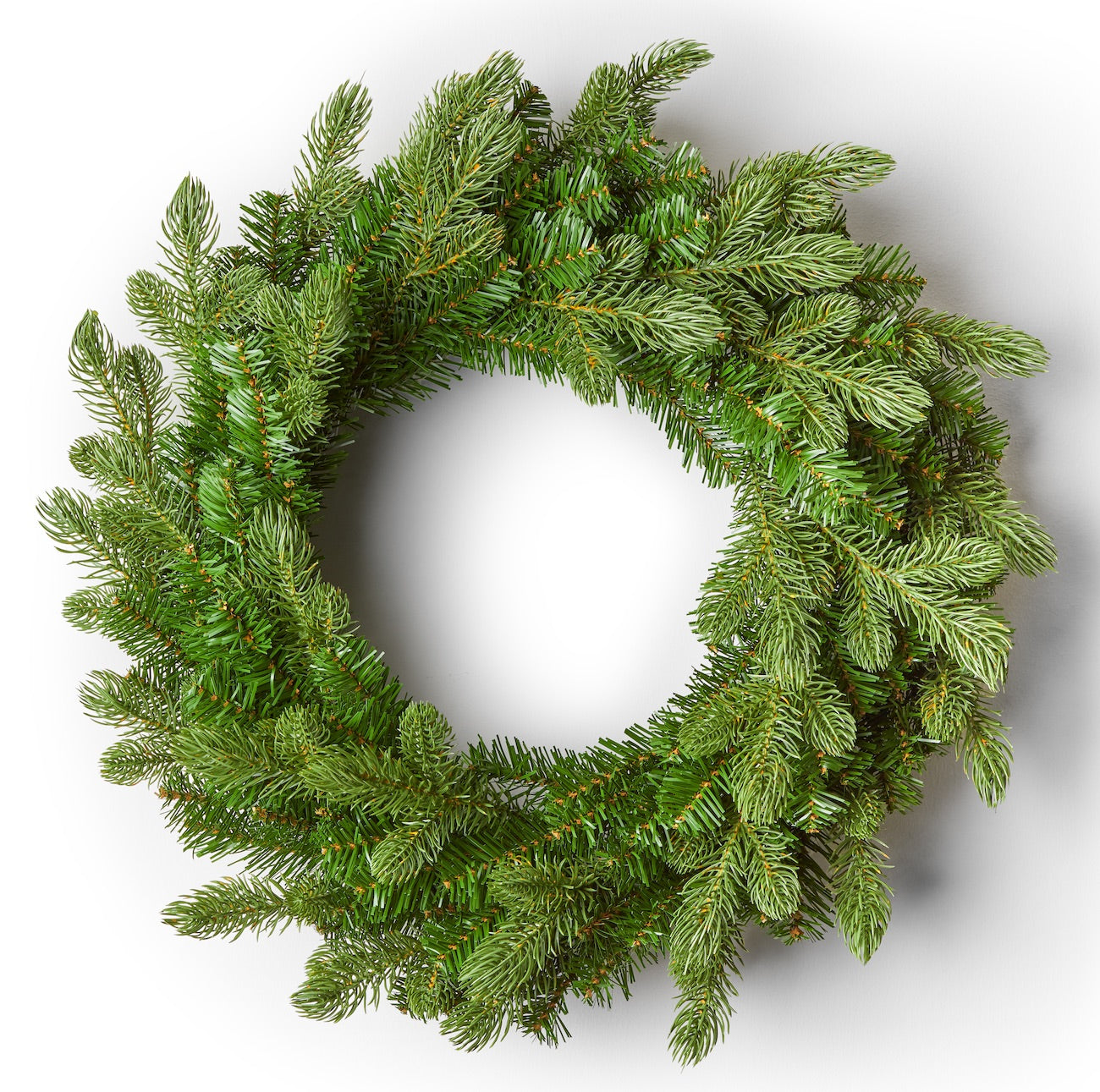 "24"" Cypress Spruce Wreath Unlit"