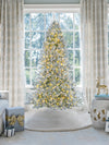 Load image into Gallery viewer, 10' Prince Flock® Artificial Christmas Tree with 750 Warm White LED Lights