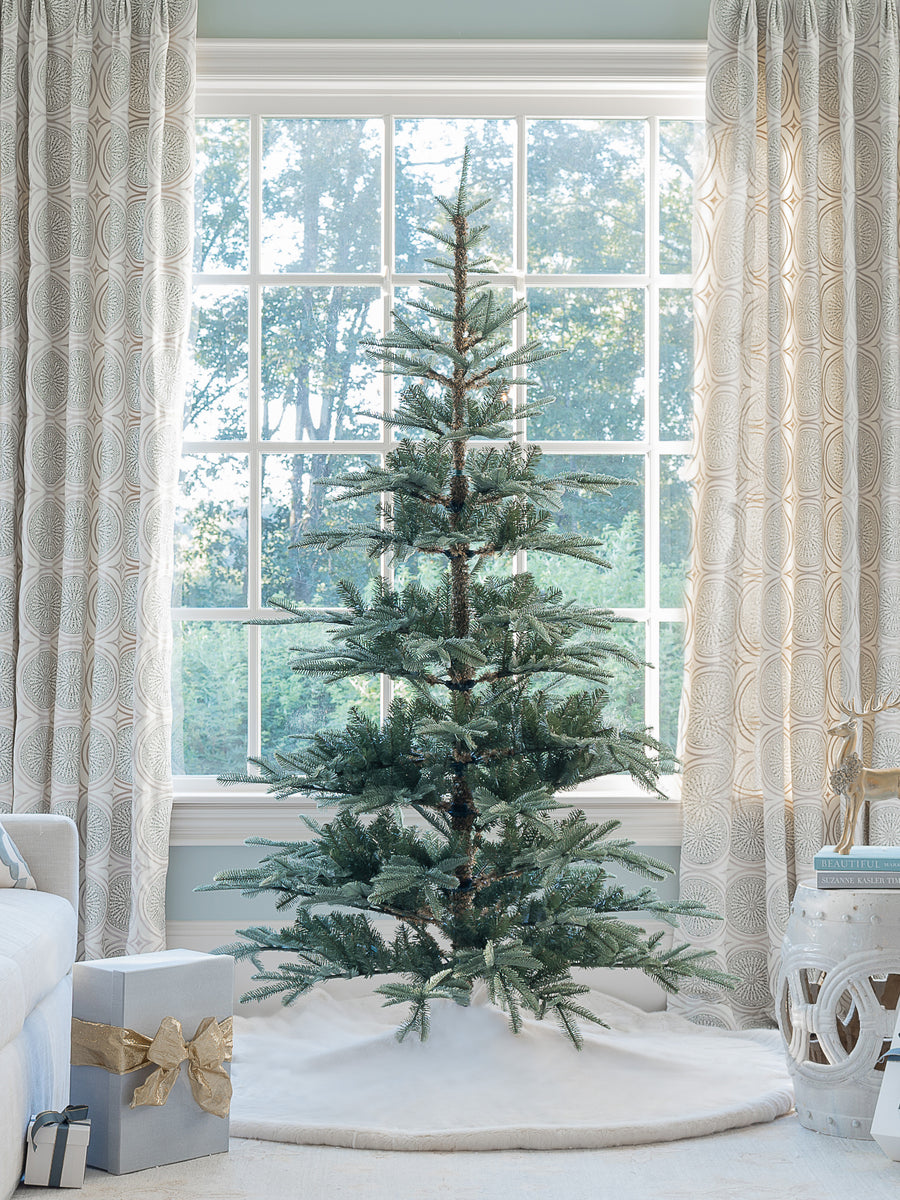 15 Foot Pre Lit Christmas Tree: 8 Foot King Noble Fir Artificial Christmas Tree Unlit