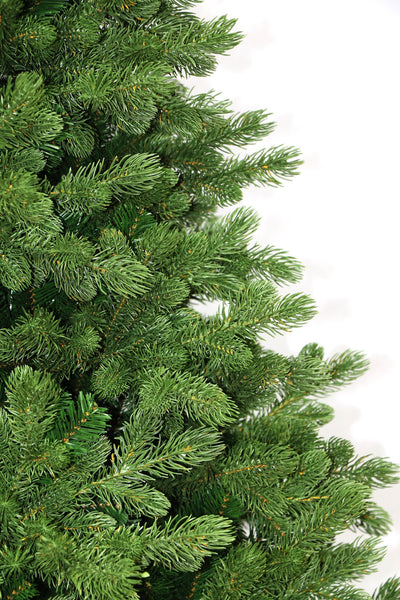 9' Cypress Spruce Artificial Christmas Tree Unlit
