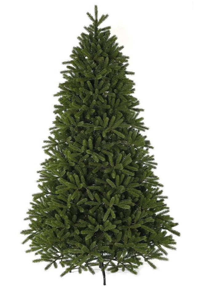 9' King Fraser Fir Quick-Shape Artificial Christmas Tree Unlit