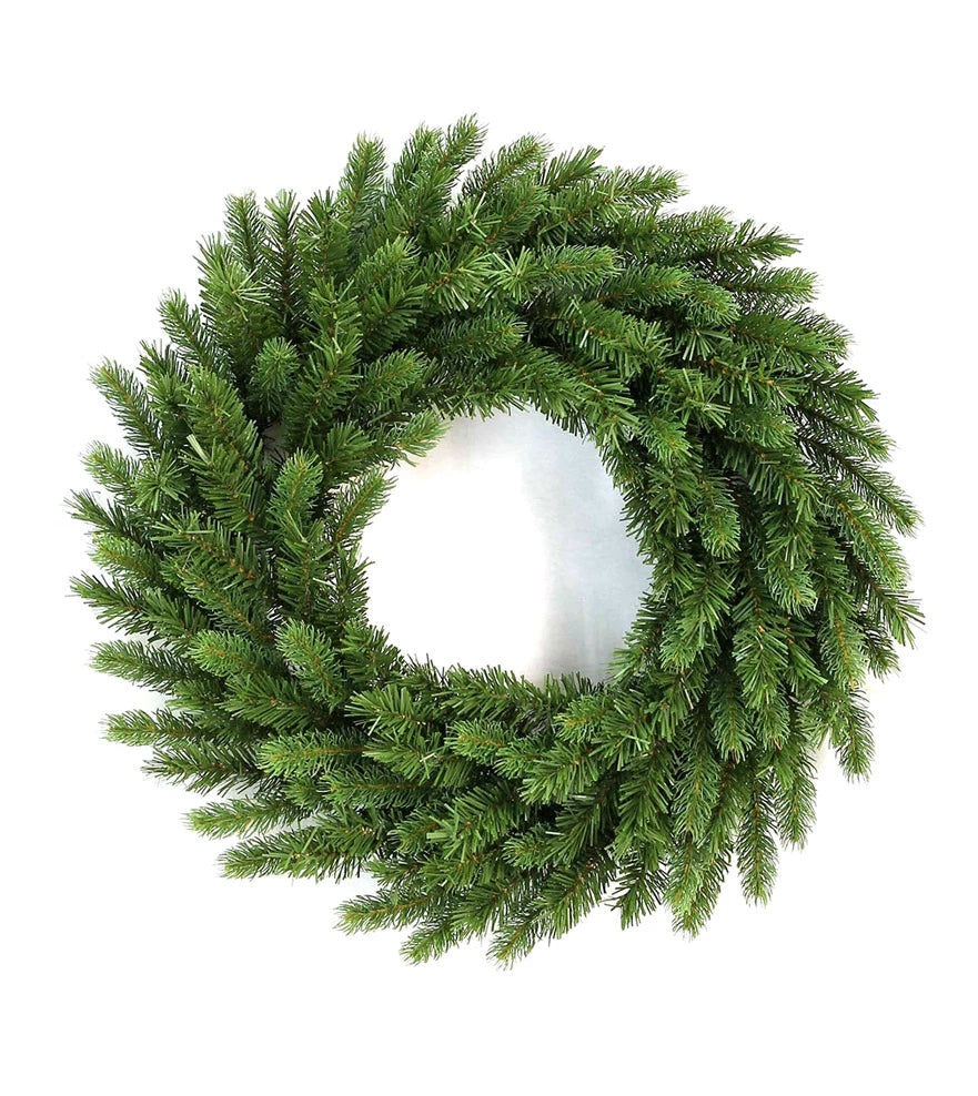 "24"" King Fraser Fir Wreath Unlit"