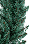"9' x 12"" Tribeca Spruce Blue Garland Unlit"