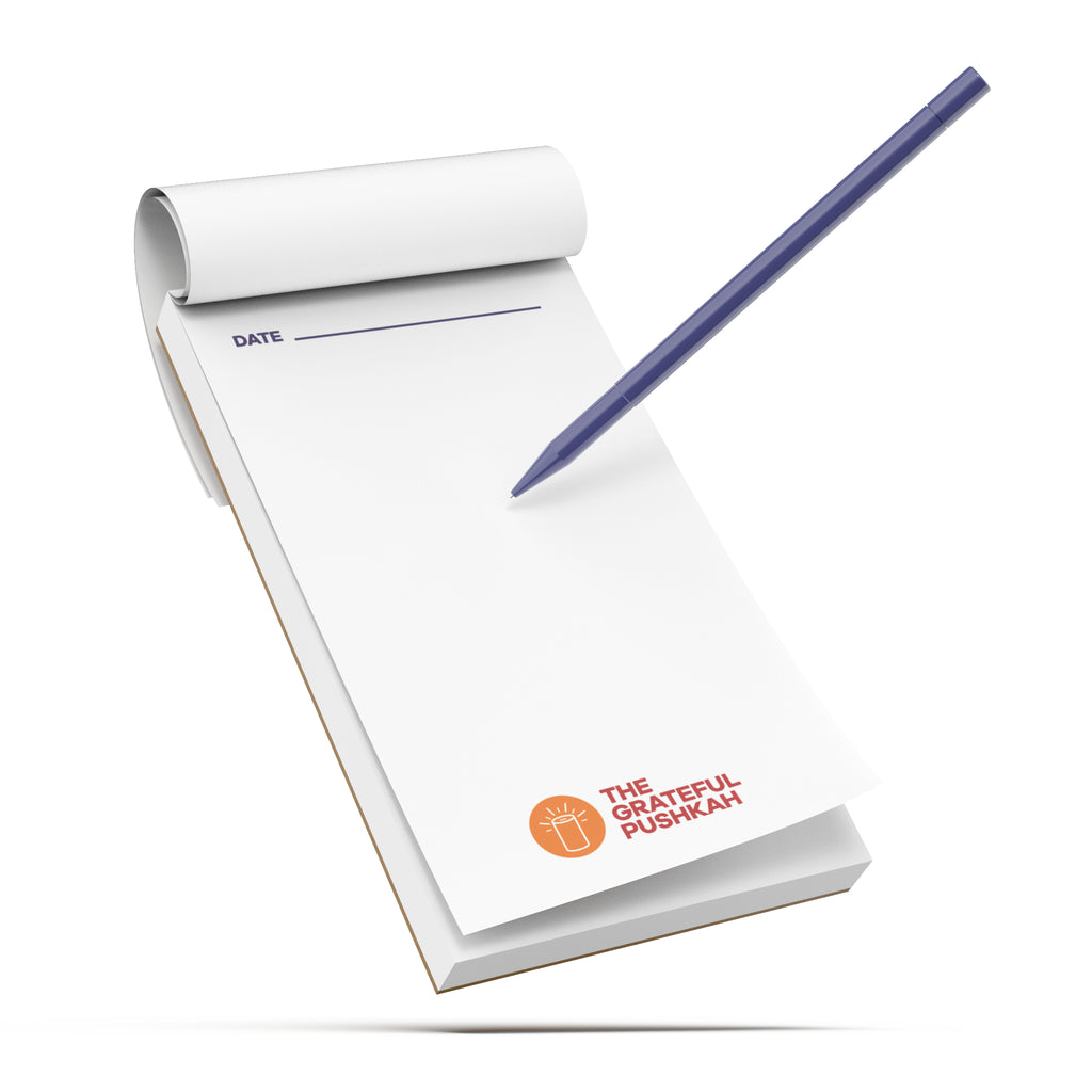 Extra Notepads (Pack of 3)