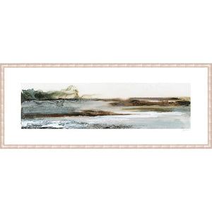 FG4088P02 Giclée on Matte Paper, under Glass, framed in Frame#6378 (Contemporary Antique Silver)