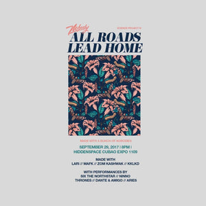 ALL ROADS LEAD HOME | SEPT 2017