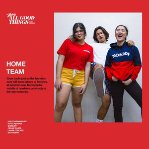 ALL GOOD THINGS: HOME TEAM 1109 | DEC 2017