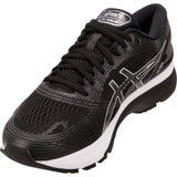 Asics Men Nimbus 21 Black/Dark Grey