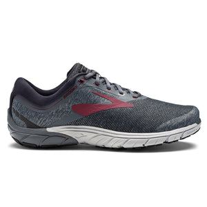 Brooks Men Pure Cadence 7 EBONY/RED