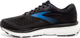 Brooks Men's Dyad 11 BLACK/EBONY/BLUE