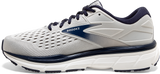 Brooks Men's Dyad 11 2E Grey/Navy