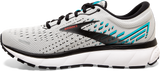 Brooks Men's Ghost 13 BLACK/GREY/CAPRI