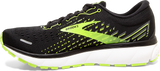 Brooks Men's Ghost 13 2E BLACK/NIGHTLIFE