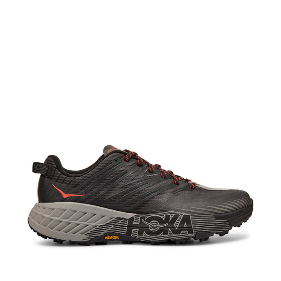 HOKA Men SPEEDGOAT 4 GREY/ANTH