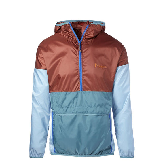Cotopaxi Teca Windbreaker 1/2 MARSH MELLOW