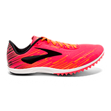 Brooks Women's Mach 18 PNK/ORG/BLK