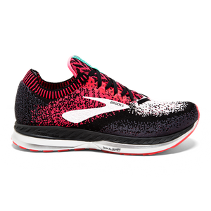 Brooks Sports, Inc Women Bedlam Pink/Black/White