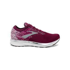 Brooks Women Ricochet Fig/Wild Aster/Grey