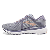 Brooks Women's Adrenaline GTS 20 Gray/Peach/White