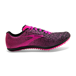 Brooks Sports, Inc Women Mach 19 Spike GREEN