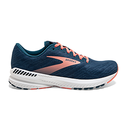 Brooks Women's Ravenna 11 NAVY/DESERT
