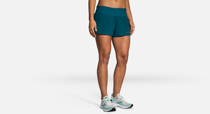 "Brooks Women's Chaser 3"" Short DEEP SEA"