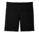 "Brooks Sports, Inc Women Greenlght 7"" Short BLACK"
