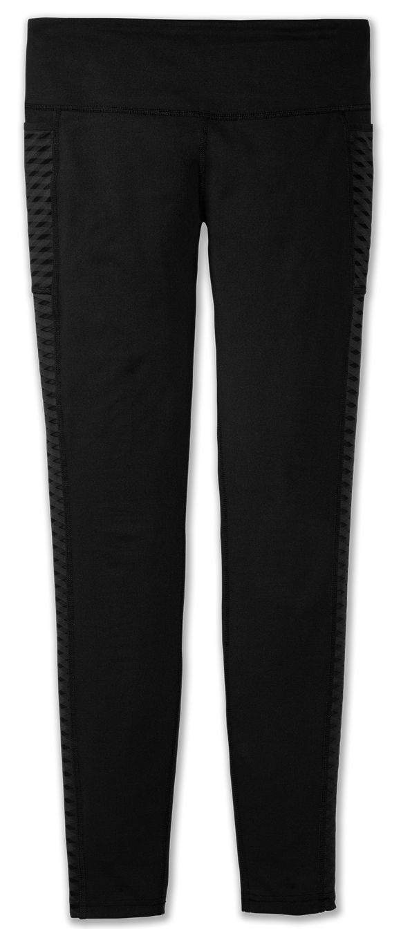 Brooks Women's Greenlight Tight BLACK