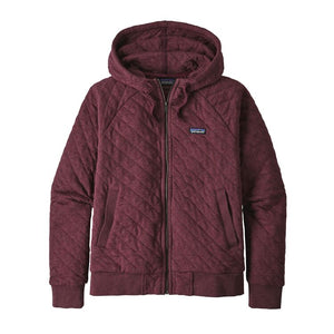 Patagonia Women Cotton Quilt Hoody BALSAMIC