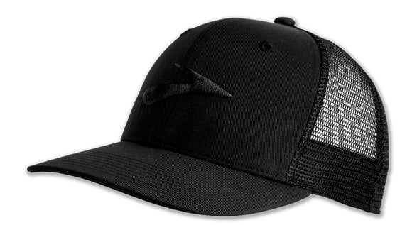 Brooks Discovery Trucker Black