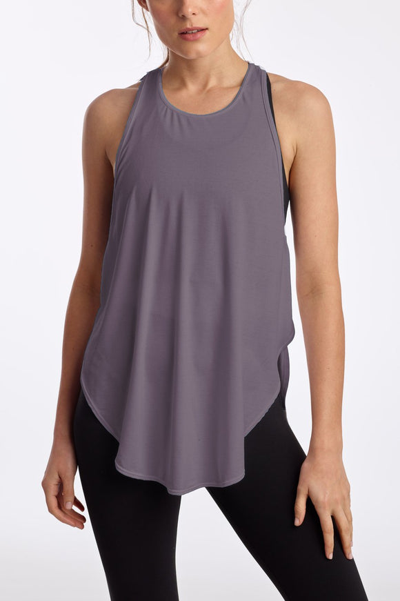 Define Your Inspiration Women High Neck Racer Moonstone
