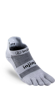 Injinji Light No Show GRAY
