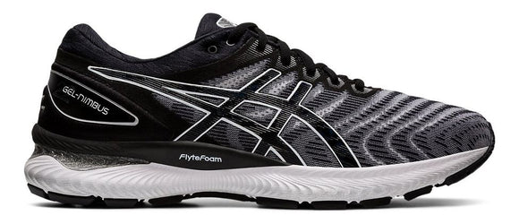 Asics America Corp Men GEL NIMBUS 22 black/white