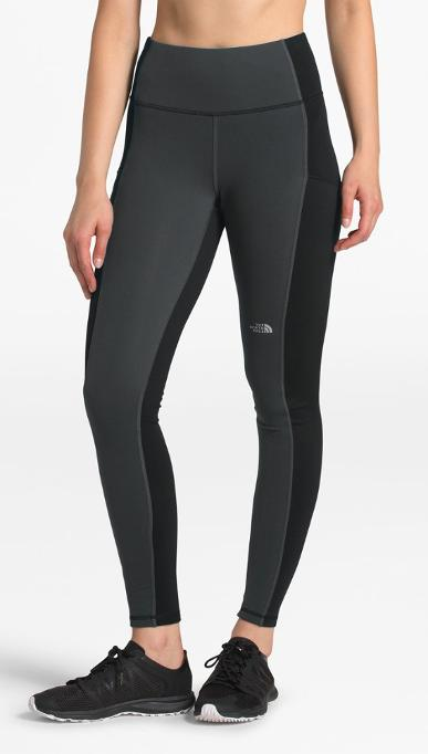 The North Face Women's Windwall Tight BLACK