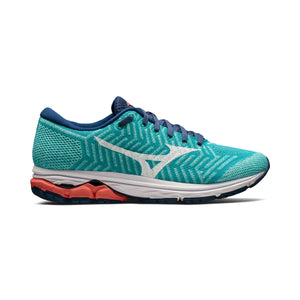 Mizuno Waveknit R2 Women BLUE/CORAL